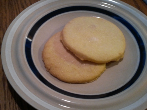 A Pretty Perfect Sugar Cookie